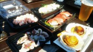 黒潮一番の寿司&寿司。